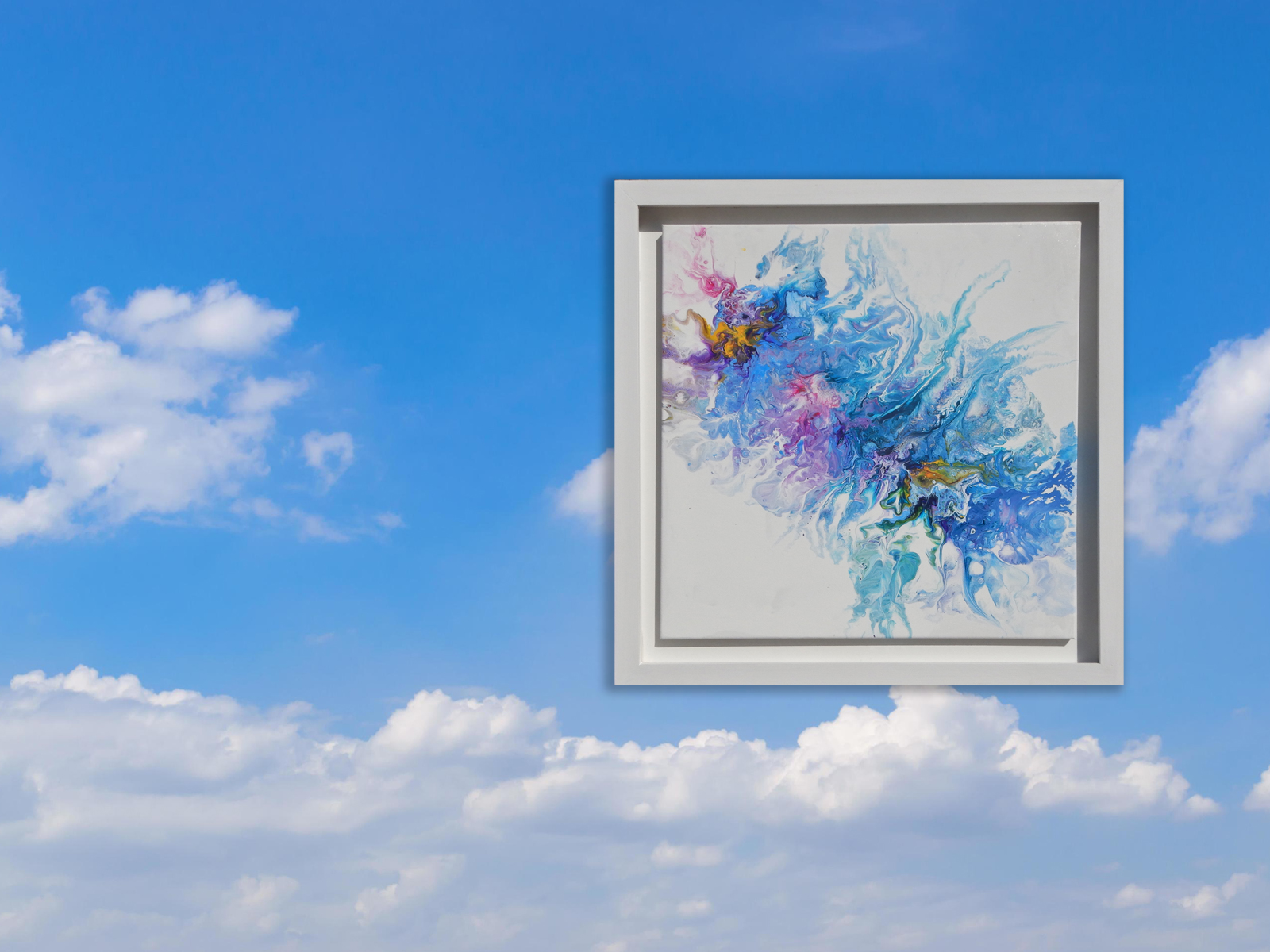 Aqua Splash John Brady Art