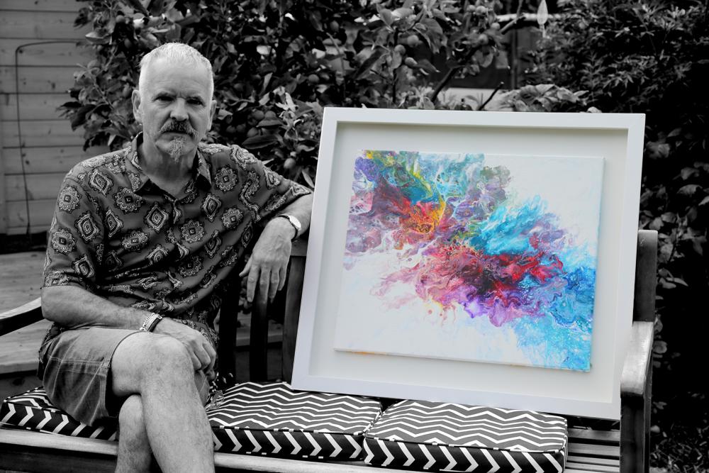 Dublin Abstract Artist